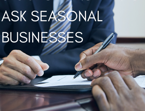 5 Questions Banks Ask Seasonal Businesses
